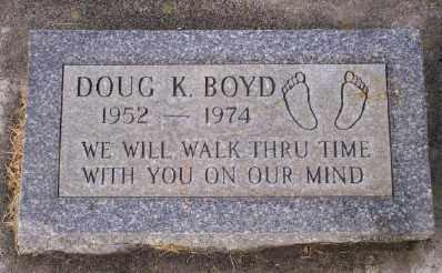 BOYD, DOUG K - Umatilla County, Oregon | DOUG K BOYD - Oregon Gravestone Photos