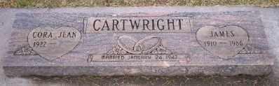 CARTWRIGHT, JAMES - Umatilla County, Oregon | JAMES CARTWRIGHT - Oregon Gravestone Photos