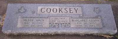 COOKSEY, HENRY OREN - Umatilla County, Oregon | HENRY OREN COOKSEY - Oregon Gravestone Photos