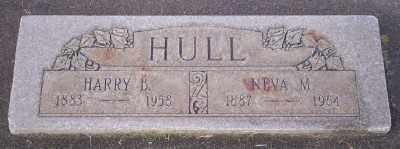 HULL, NEVA M - Umatilla County, Oregon | NEVA M HULL - Oregon Gravestone Photos