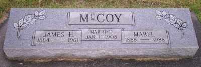 MCCOY, JAMES H - Umatilla County, Oregon | JAMES H MCCOY - Oregon Gravestone Photos