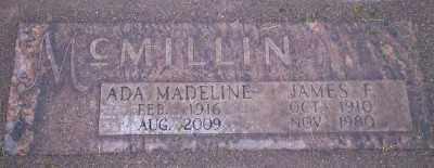 MCMILLIN, JAMES F - Umatilla County, Oregon | JAMES F MCMILLIN - Oregon Gravestone Photos