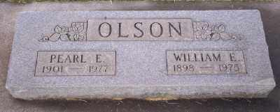 OLSON, PEARL E - Umatilla County, Oregon | PEARL E OLSON - Oregon Gravestone Photos