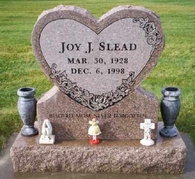 SLEAD, JOY J - Umatilla County, Oregon | JOY J SLEAD - Oregon Gravestone Photos