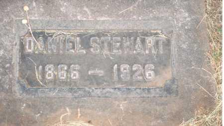 STEWART, DANIEL - Wasco County, Oregon | DANIEL STEWART - Oregon Gravestone Photos