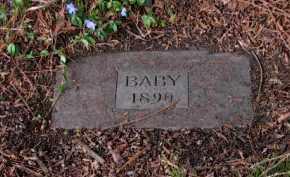 UNKNOWN, BABY - Washington County, Oregon   BABY UNKNOWN - Oregon Gravestone Photos