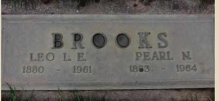 BROOKS, PEARL N - Washington County, Oregon | PEARL N BROOKS - Oregon Gravestone Photos