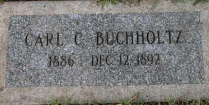 BUCHHOLTZ, CARL C. - Washington County, Oregon   CARL C. BUCHHOLTZ - Oregon Gravestone Photos