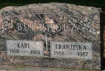 BUCHHOLZ, KARL - Washington County, Oregon | KARL BUCHHOLZ - Oregon Gravestone Photos