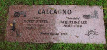 CALCAGNO, MURRY STEVEN - Washington County, Oregon | MURRY STEVEN CALCAGNO - Oregon Gravestone Photos