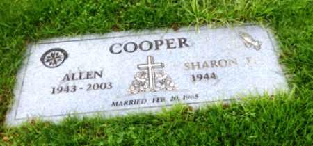 COOPER, ALLEN - Washington County, Oregon | ALLEN COOPER - Oregon Gravestone Photos