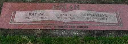 DOLAN, RAY W. - Washington County, Oregon | RAY W. DOLAN - Oregon Gravestone Photos