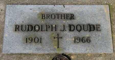 DOUDE, RUDOLPH J. - Washington County, Oregon   RUDOLPH J. DOUDE - Oregon Gravestone Photos