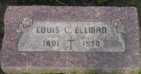 ELLMAN, LOUIS C. - Washington County, Oregon | LOUIS C. ELLMAN - Oregon Gravestone Photos