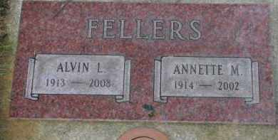 FELLERS, ANNETTE M. - Washington County, Oregon | ANNETTE M. FELLERS - Oregon Gravestone Photos