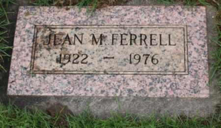FERRELL, JEAN M - Washington County, Oregon | JEAN M FERRELL - Oregon Gravestone Photos