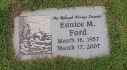 FORD, EUNICE M. - Washington County, Oregon   EUNICE M. FORD - Oregon Gravestone Photos