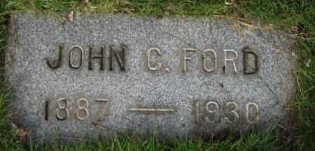 FORD, JOHN C. - Washington County, Oregon | JOHN C. FORD - Oregon Gravestone Photos