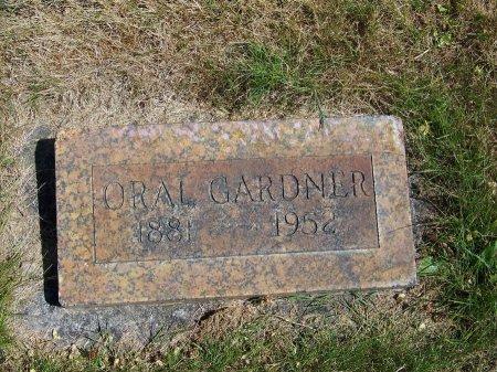 GARDNER, ORAL - Washington County, Oregon | ORAL GARDNER - Oregon Gravestone Photos