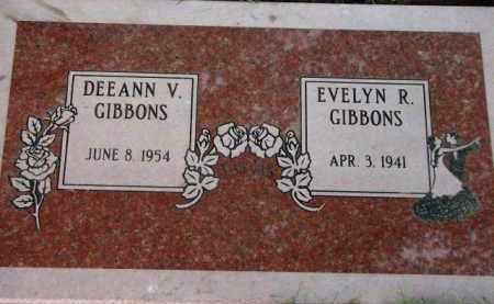 GIBBONS, EVELYN R. - Washington County, Oregon | EVELYN R. GIBBONS - Oregon Gravestone Photos