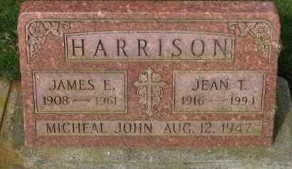 HARRISON, MICHEAL JOHN - Washington County, Oregon | MICHEAL JOHN HARRISON - Oregon Gravestone Photos