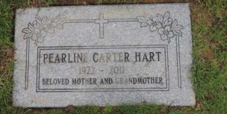 CARTER HART, PEARLINE - Washington County, Oregon | PEARLINE CARTER HART - Oregon Gravestone Photos