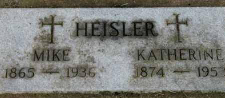 HEISLER, KATHERINE - Washington County, Oregon | KATHERINE HEISLER - Oregon Gravestone Photos