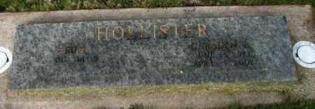 HOLLISTER, CAROLYN R. - Washington County, Oregon   CAROLYN R. HOLLISTER - Oregon Gravestone Photos