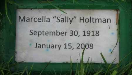 HOLTMAN, MARCELLA - Washington County, Oregon   MARCELLA HOLTMAN - Oregon Gravestone Photos