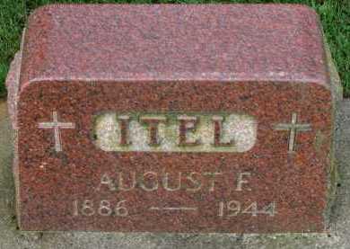 ITEL, AUGUST F. - Washington County, Oregon | AUGUST F. ITEL - Oregon Gravestone Photos