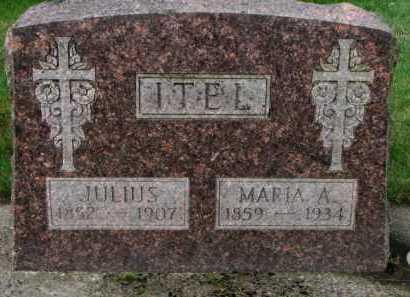 ITEL, MARIA A. - Washington County, Oregon | MARIA A. ITEL - Oregon Gravestone Photos