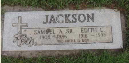 JACKSON, EDITH L - Washington County, Oregon | EDITH L JACKSON - Oregon Gravestone Photos