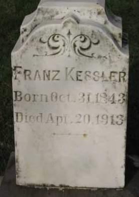 KESSLER, FRANZ - Washington County, Oregon | FRANZ KESSLER - Oregon Gravestone Photos