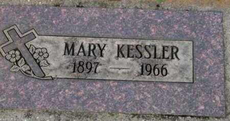 KESSLER, MARY - Washington County, Oregon   MARY KESSLER - Oregon Gravestone Photos
