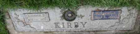 KIRBY, BLANCHE E - Washington County, Oregon | BLANCHE E KIRBY - Oregon Gravestone Photos