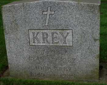 KREY, JOHN - Washington County, Oregon | JOHN KREY - Oregon Gravestone Photos