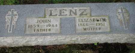 LENZ, JOHN - Washington County, Oregon | JOHN LENZ - Oregon Gravestone Photos