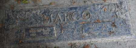 MARCO, GEORGE - Washington County, Oregon | GEORGE MARCO - Oregon Gravestone Photos
