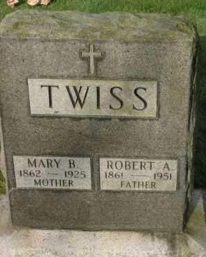 TWISS, ROBERT A. - Washington County, Oregon | ROBERT A. TWISS - Oregon Gravestone Photos