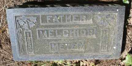 MEYER, MELCHIOR - Washington County, Oregon | MELCHIOR MEYER - Oregon Gravestone Photos