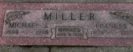 MILLER, MICHAEL J. - Washington County, Oregon   MICHAEL J. MILLER - Oregon Gravestone Photos