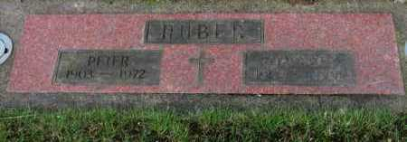 NUBER, PETER - Washington County, Oregon | PETER NUBER - Oregon Gravestone Photos