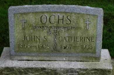 OCHS, JOHN S. - Washington County, Oregon | JOHN S. OCHS - Oregon Gravestone Photos