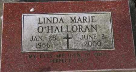 O'HALLORAN, LINDA MARIE - Washington County, Oregon | LINDA MARIE O'HALLORAN - Oregon Gravestone Photos