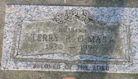 O'MARA, TERRY R. - Washington County, Oregon   TERRY R. O'MARA - Oregon Gravestone Photos