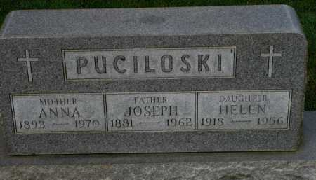 PUCILOSKI, JOSEPH - Washington County, Oregon | JOSEPH PUCILOSKI - Oregon Gravestone Photos