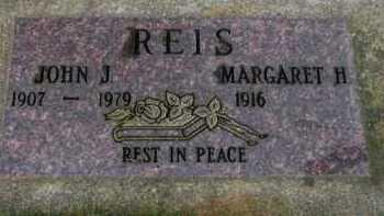 REIS, MARGARET H. - Washington County, Oregon   MARGARET H. REIS - Oregon Gravestone Photos