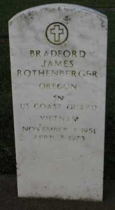 ROTHENBERGER, BRADFORD JAMES - Washington County, Oregon | BRADFORD JAMES ROTHENBERGER - Oregon Gravestone Photos