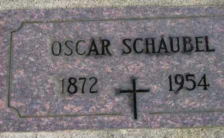 SCHAUBEL, OSCAR - Washington County, Oregon   OSCAR SCHAUBEL - Oregon Gravestone Photos