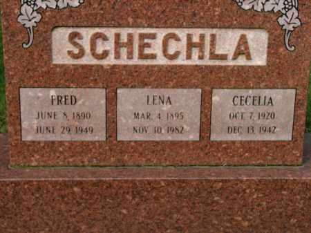 SCHECHLA, CECELIA - Washington County, Oregon | CECELIA SCHECHLA - Oregon Gravestone Photos